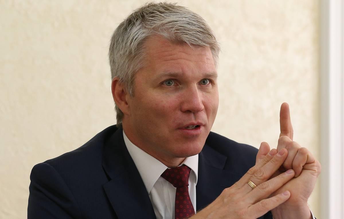 Колобков предложил обнулить налог на прибыль для физкультурных организаций