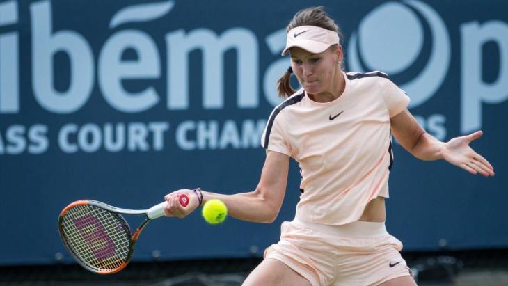 Кудерметова не смогла пробиться в финал турнира в Тяньцзине