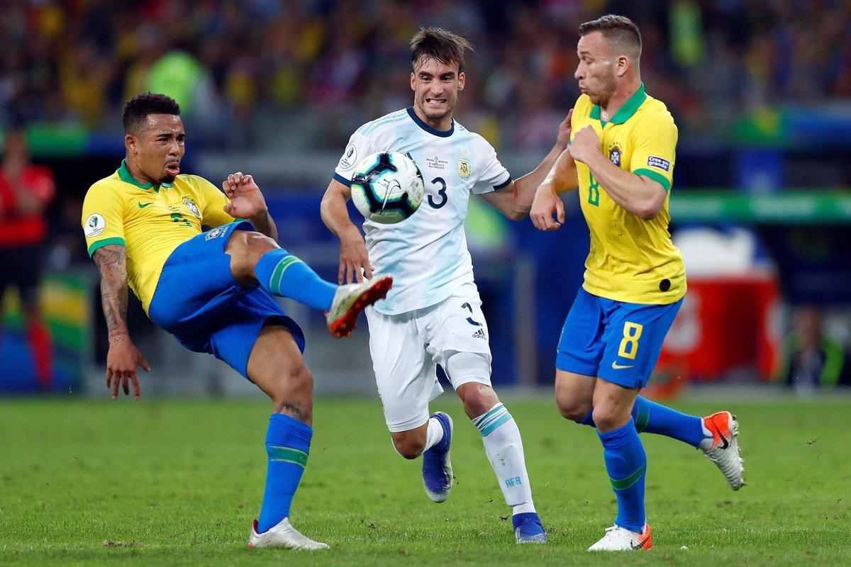 Бразилия — Аргентина: ставки, прогнозы и коэффициенты букмекеров на матч 15 ноября 2019 года