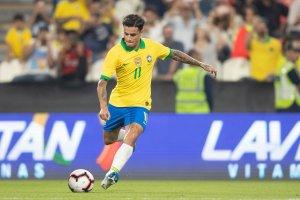 Бразилия разбила Южную Корею в товарищеском матче
