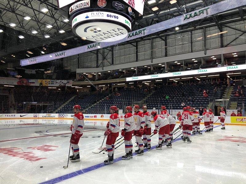 Россия победила Канаду на Кубке Вызова