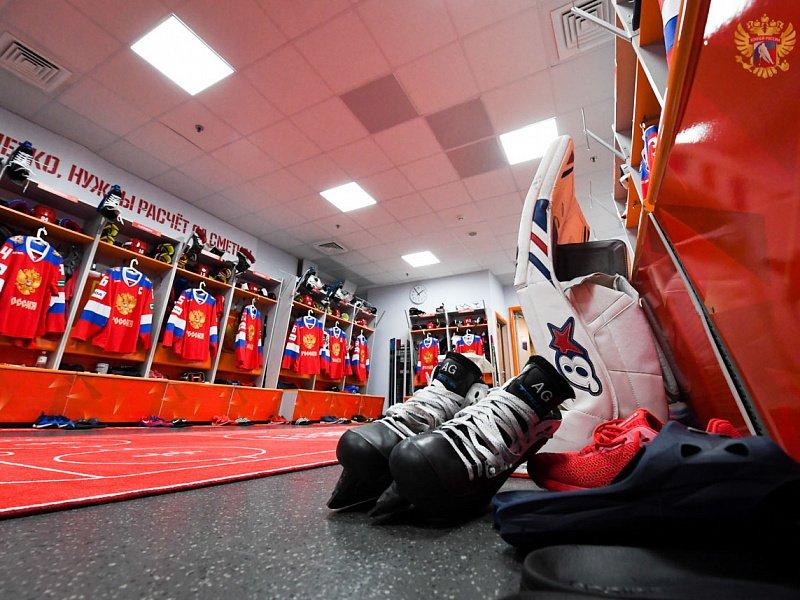 Сборная России провела второй матч на Кубке Карьяла