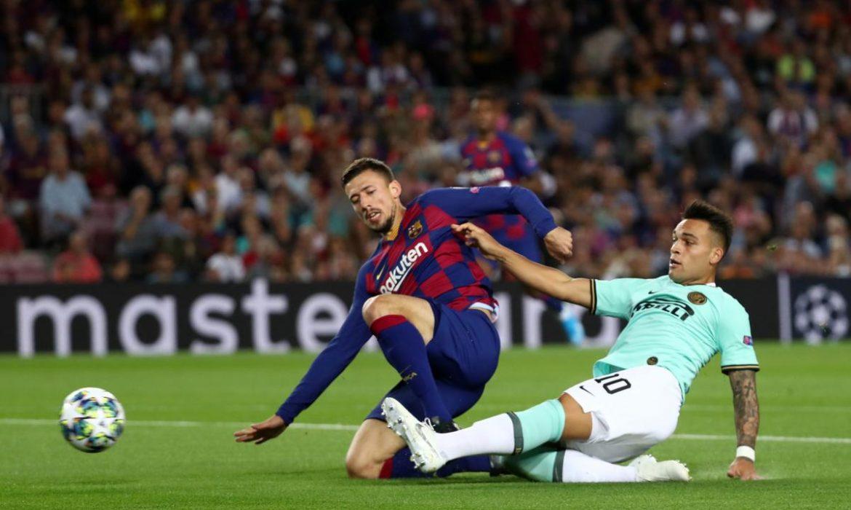 Интер - Барселона 10 декабря прямой эфир