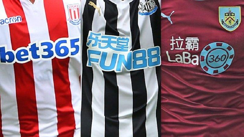 В Великобритании могут запретить рекламу букмекерских контор на футбольных матчах