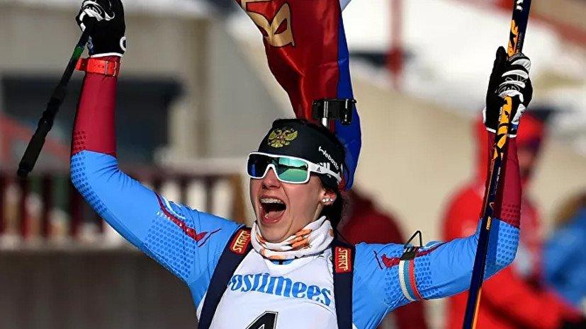 Юношеские Олимпийские игры. Сборная России по биатлону завоевала серебро в смешанной эстафете