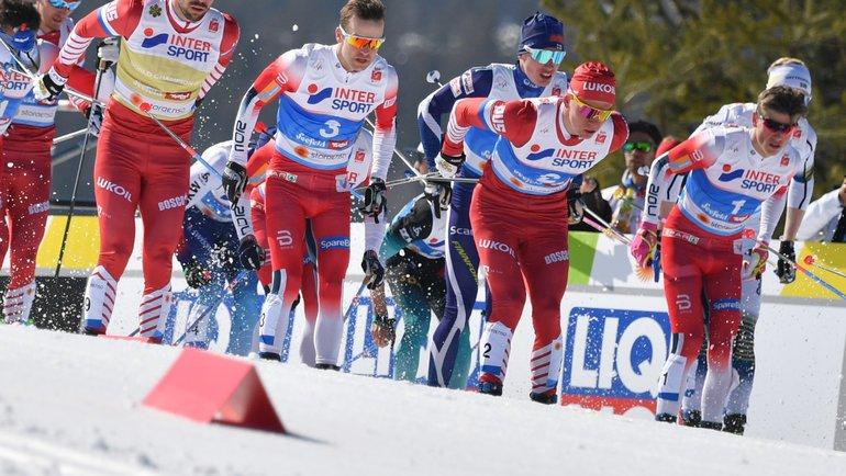 Лыжные гонки 11.01.2020 смотреть онлайн