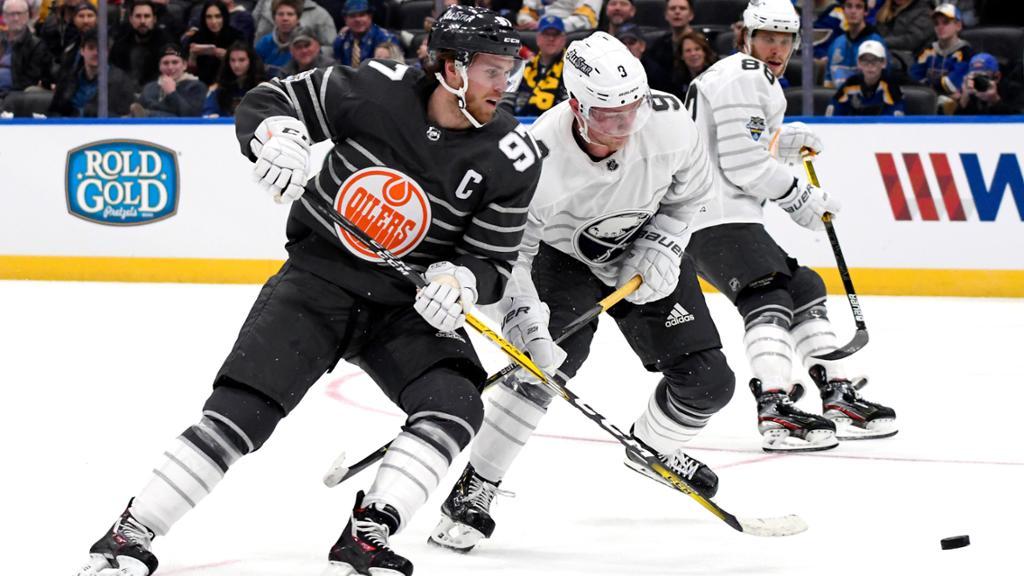 Тихоокеанский дивизион - победитель Матча звезд НХЛ