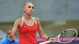 Веснина собирается возобновить карьеру на турнире в Санкт-Петербурге