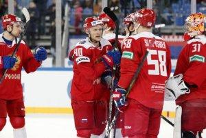 Сборные России и Беларуси сыграют 23 и 24 апреля