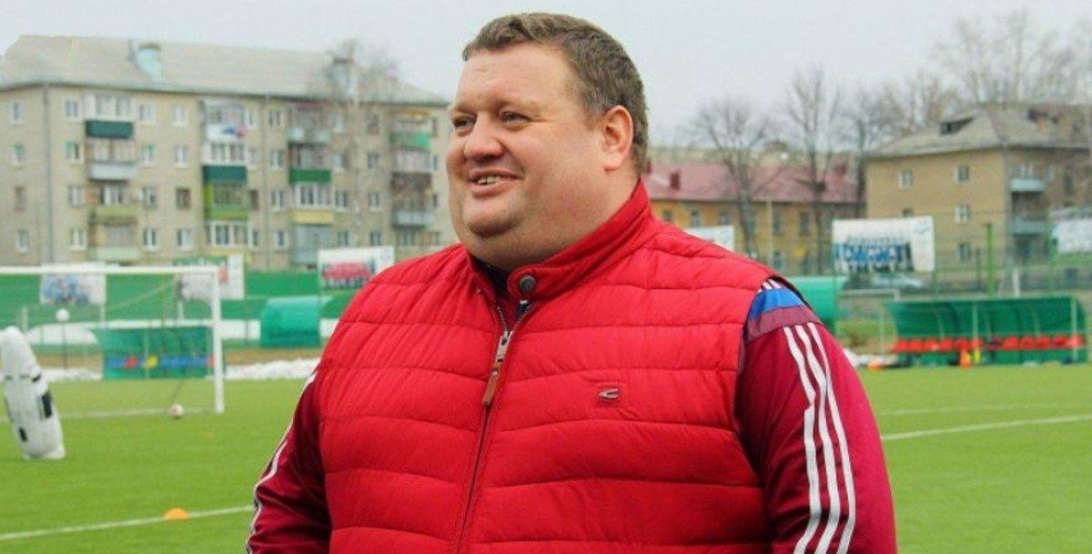 Спортивный директор «Тамбова» Павел Худяков