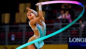 Сборная России по художественной гимнастике отказалась от участия в этапе Гран-при в Украине
