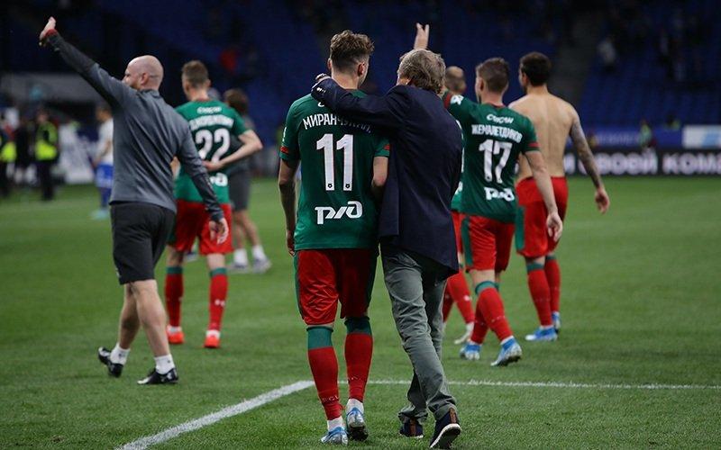 Источник: «Локомотив» вернет часть сокращенной зарплаты игрокам в случае попадания в Лигу чемпионов