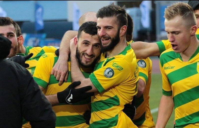 «Неман» добыл волевую победу в матче с «Торпедо-БелАЗ»