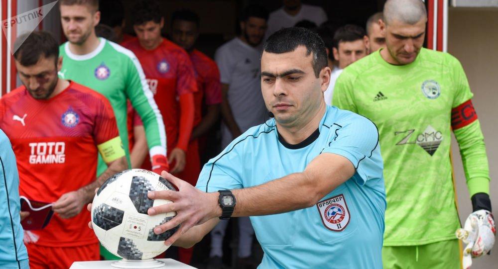 Чемпионат Армении по футболу возобновится 23 мая
