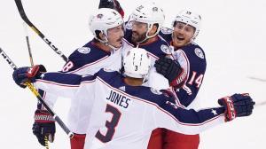 Сразу два хоккеиста «Коламбус Блю Джекетс» присоединятся к сборной России