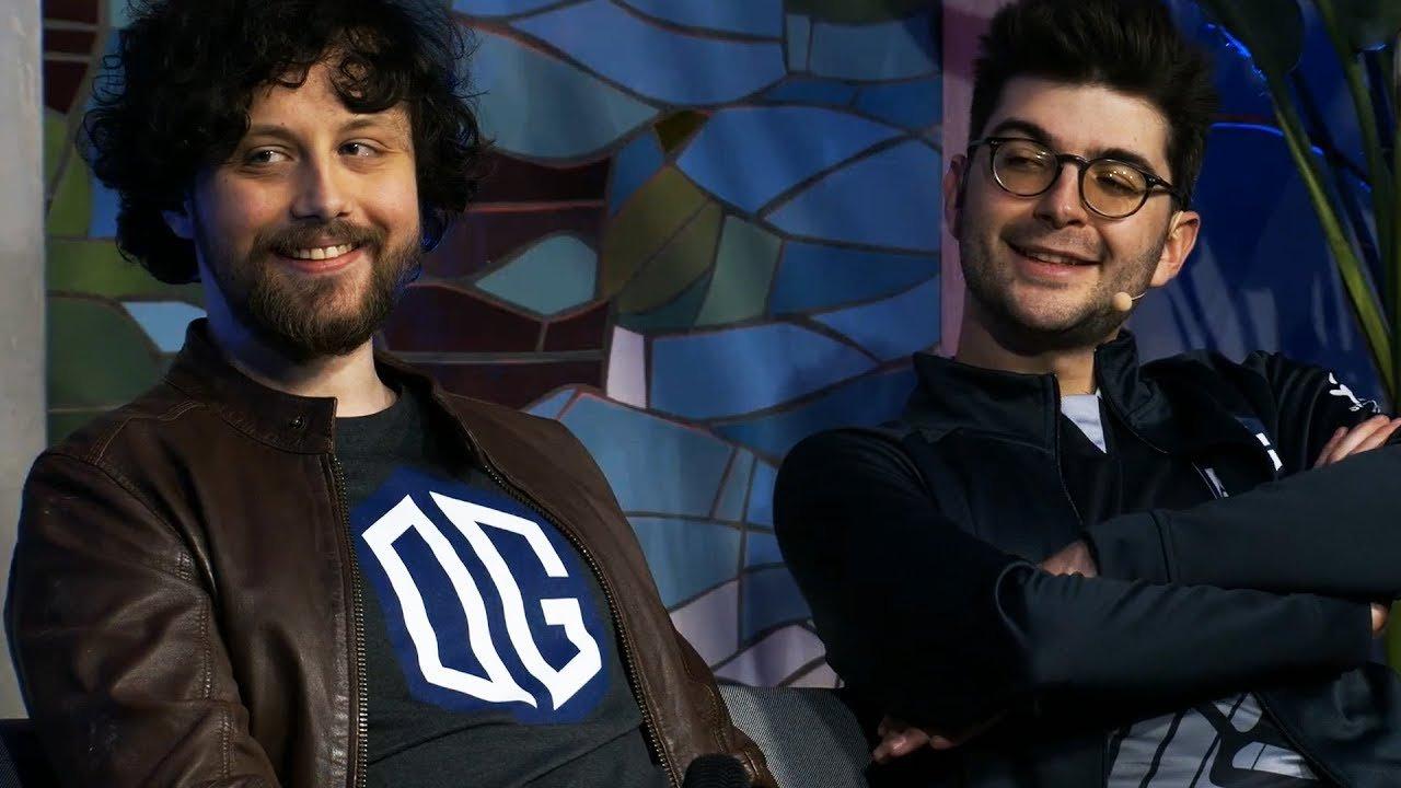 Gorgc и Ceb