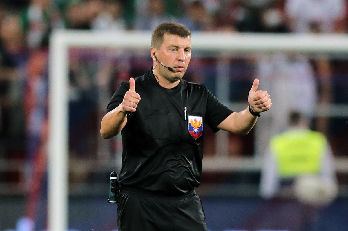 Михаил Вилков