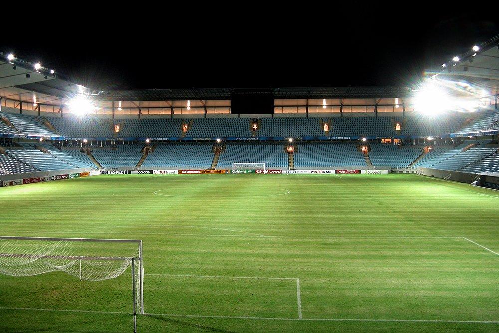 Стадион в Мальме