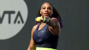 Серена Уильямс за 57 минут вышла во второй круг Australian Open