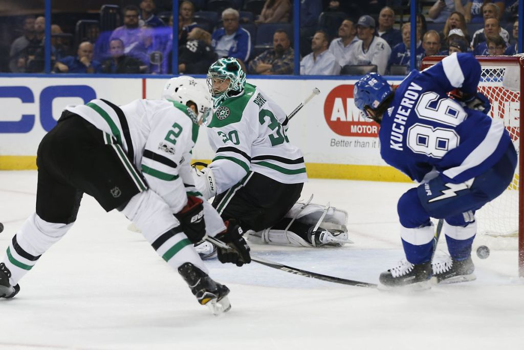 Кто затащит первую игру финала НХЛ – «Тампа» или «Даллас»? Кубок Стэнли возьмет Кучеров или Радулов?