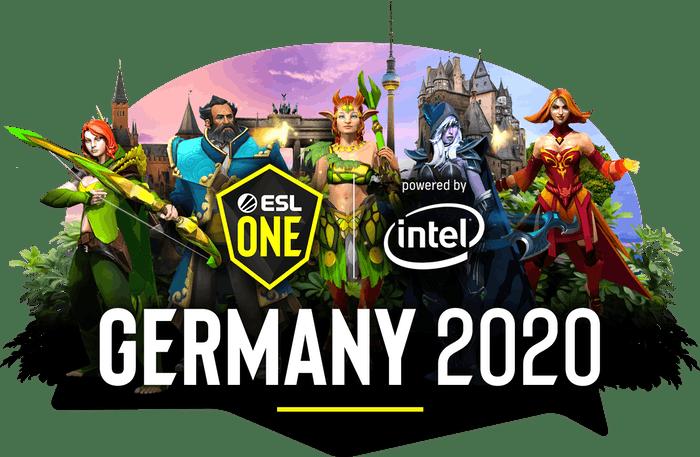 Расписание плей-офф ESL One Germany 2020 Online