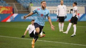 Нападающий «Крыльев Советов» Сергеев отреагировал на слухи об интересе со стороны «Краснодара» и «Локомотива»
