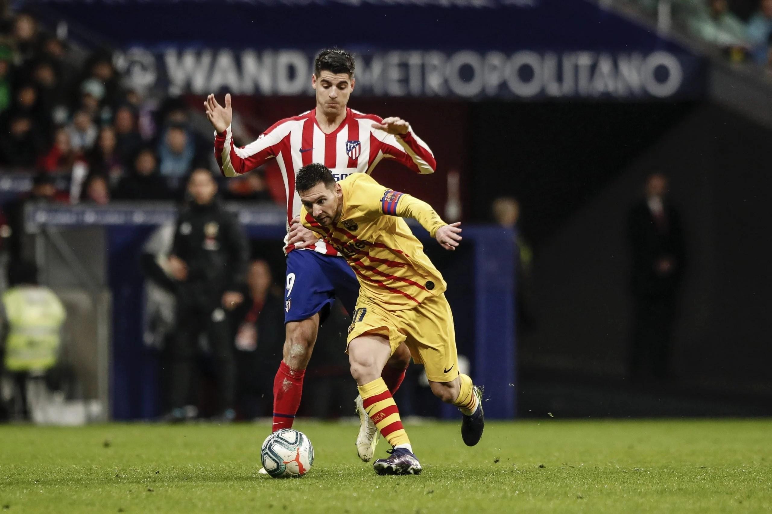 «Атлетико» – «Барселона»: какие ставки предлагают наши эксперты