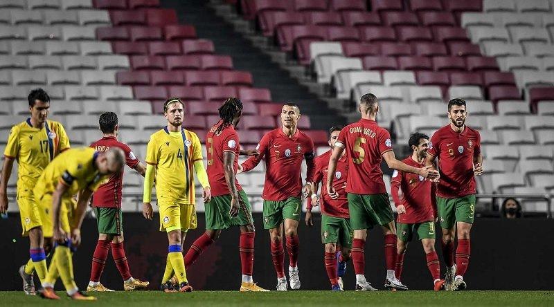 Португалия - Андорра