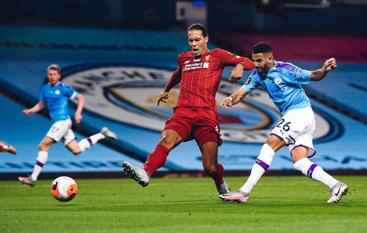 Клиент «Фонбет» поставил ₽375 тыс. в матче «Манчестер Сити» — «Ливерпуль»