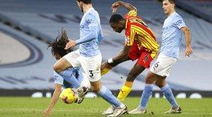 «Манчестер Сити» сенсационно потерял очки в матче с «Вест Бромвичем»