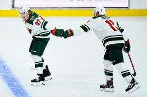 Кирилл Капризов: Ехал в «Миннесоту», чтобы играть в хоккей, чтобы познакомиться с атмосферой