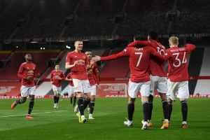 """""""Манчестер Юнайтед"""" в зрелищном матче переиграл """"Ливерпуль"""" и вышел в 1/8 финала Кубка Англии"""