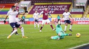 «Манчестер Сити» обыграл «Бернли» и вновь стал единоличным лидером АПЛ