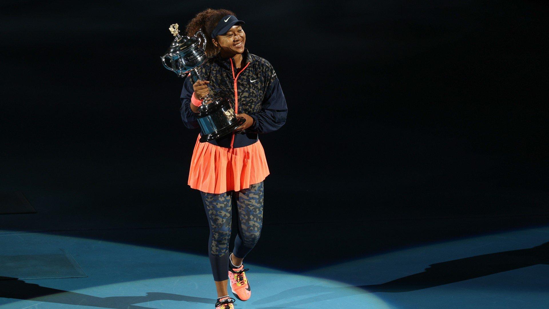 Наоми Осака уверенно взяла Australian Open-2021