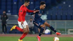 «Арсенал» пройдет «Бенфику» в Лиге Европы? В «Фонбет» на это поставили ₽600 тыс.