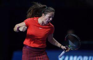 Четыре россиянки вышли в полуфинал турнира в Санкт-Петербурге