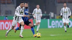 В матче «Ювентус» – «Интер» 9 февраля забьют обе команды? Клиент «Фонбет» поставил на это ₽300 тыс.