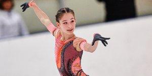 Акатьева лидирует после короткой программы юниорок в финале КР