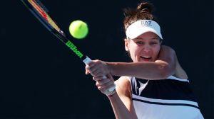 Кудерметова вышла в финал турнира в Чарльстоне