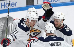 Толстосум из «Лиги Ставок» поднял ₽4,4 млн на матче КХЛ