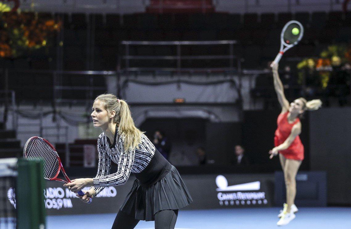 Елена Веснина: После возвращения в тур могу играть только те турниры, какие хочу