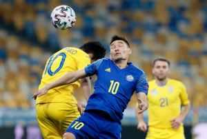 Украина не смогла одолеть Казахстан, Франция переиграла Боснию и Герцеговину
