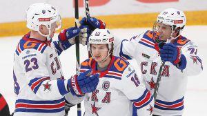 СКА победил в серии «Динамо» и вышел в финал Западной конференции