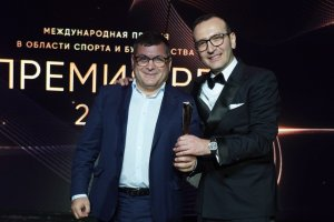 """GR-директор БК """"Бетсити"""" Николай Оганезов: С каждыми годом Премия становится всё лучше и лучше"""