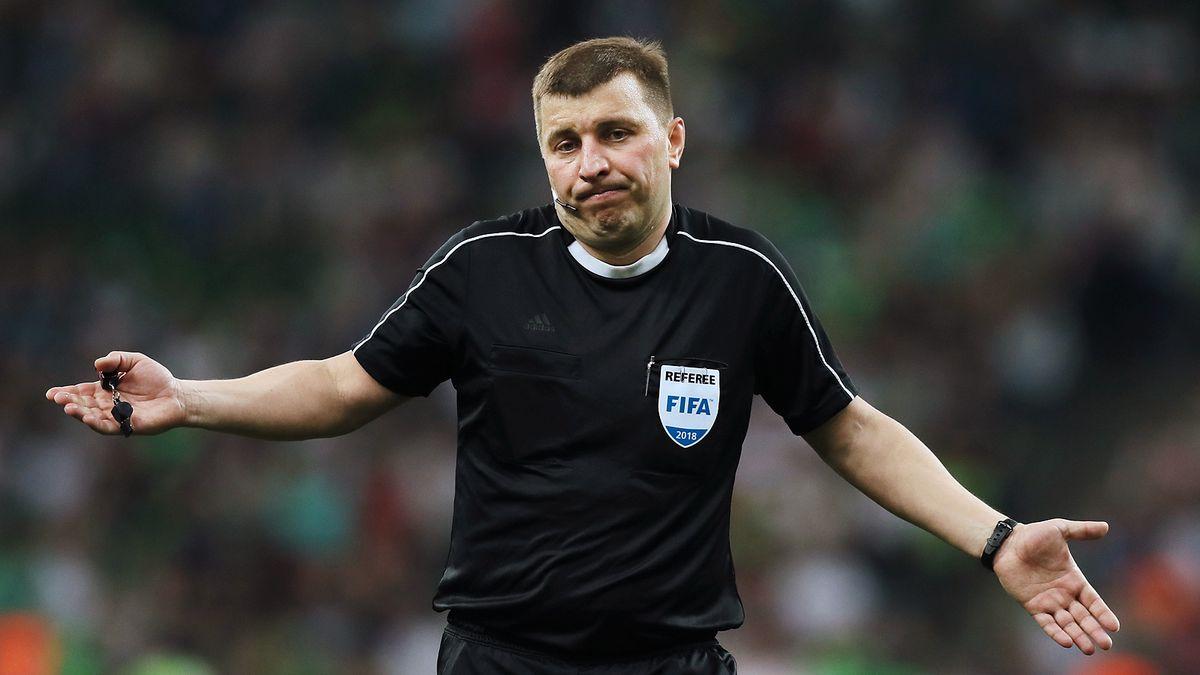 Михаил Вилков больше не будет работать судьей