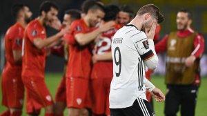 Поражение Германии в матче с Македонией убило экспресс на ₽540 тыс.