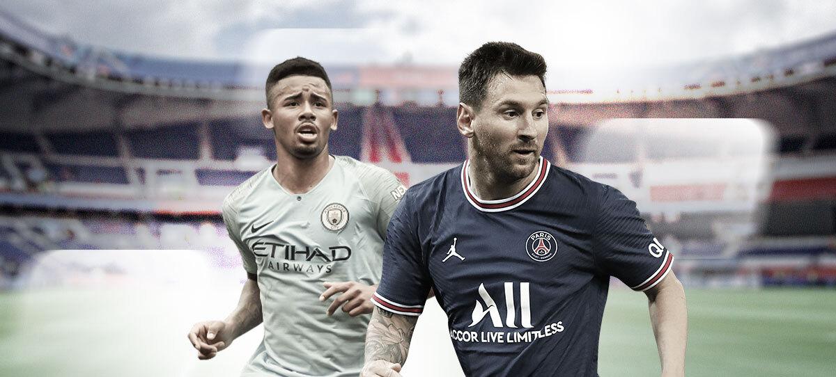 «Манчестер Сити» — ПСЖ: прогнозы, ставки и коэффициенты