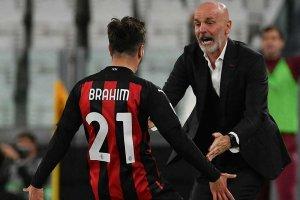 «Милан» разгромил «Ювентус» в матче Серии А