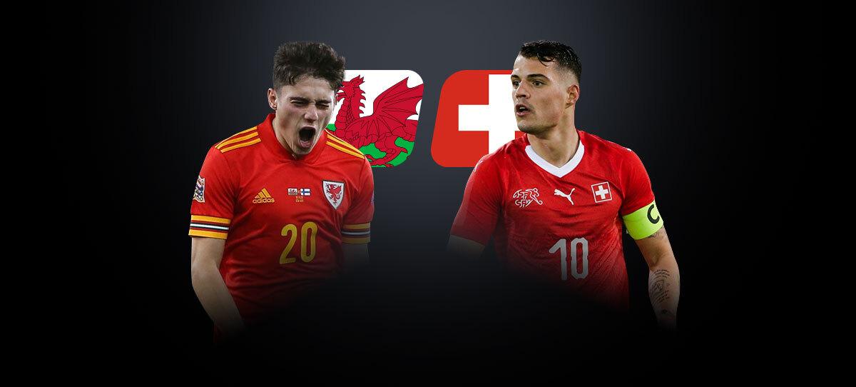 Уэльс – Швейцария: прогнозы, ставки и коэффициент букмекеров на матч Евро-2020 12 июня 2021 года