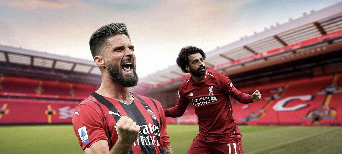 «Ливерпуль» – «Милан»: прогнозы, ставки и коэффициенты букмекеров. На «Ливерпуль» ставят 87% игроков